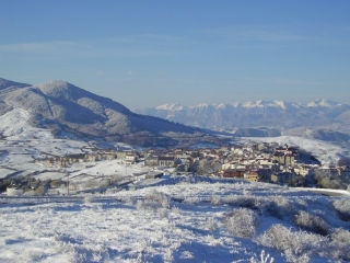 Temperature a picco e prima neve in Molise