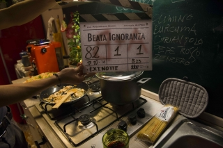 "Pasta La Molisana debutta al cinema nel film  ""Beata ignoranza"